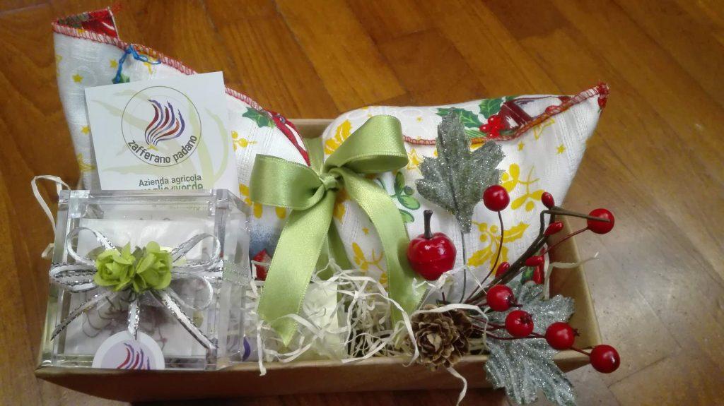 Confezione regalo Zafferano & Riso